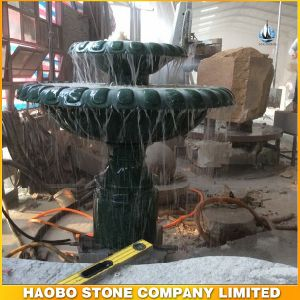 Home Garden Green Granite Fountain Design pictures & photos