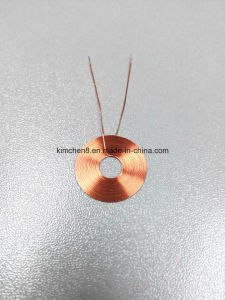 High Efficiency Copper Induction Coil Three Coil Air Core Coil pictures & photos