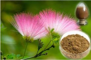 Cortex Albiziae Extract /Albizia Julibrissin Flower Extract/ Bark of Silk Tree Extract pictures & photos