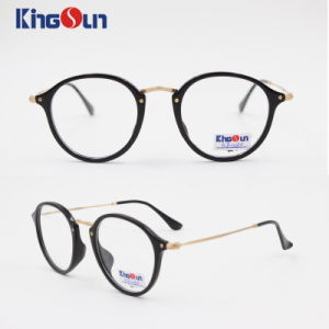 Tr90 Frame Metal Temple Optical New Design pictures & photos