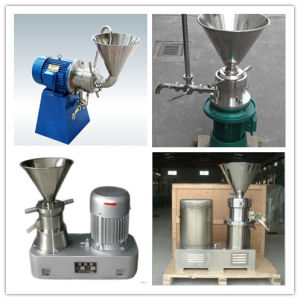 Food Grade Colloid Mill Grinder Machine for Southease Asia Market pictures & photos