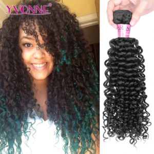 Wholesale Grade 7A Curly Brazilian Virgin Hair Extensions pictures & photos