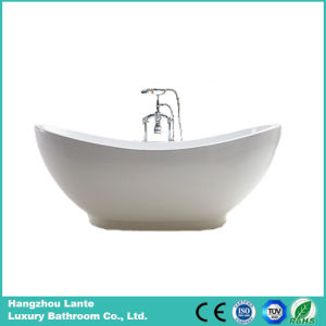 2016 Newly Simple Acrylic Freestanding Bathtub (LT-15D) pictures & photos