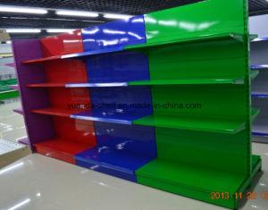 Yd-S009 Supermarket Island Gondola Display Shelves pictures & photos