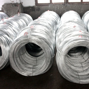 Zinc-Coated Steel Wire for Stranded Conductors pictures & photos