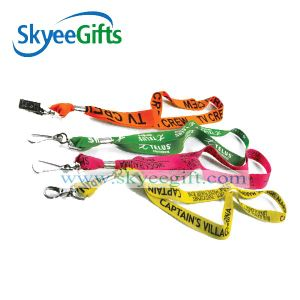 Professional Manufacturer of Lanyard with Logo pictures & photos