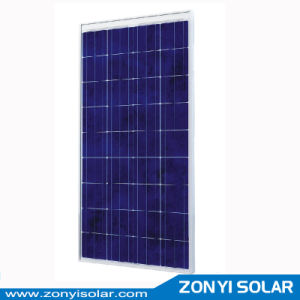 CE & TUV Polycrystalline Silicon Solar Panel (130W-140W--150W) pictures & photos