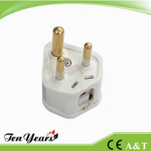 Security 2A Electrical 3 Pin Plug