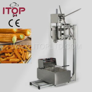 Stainless Steel Churros Machine for Sale (ITCM-13) pictures & photos
