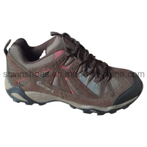 Hiking Safety Climbing Mountian Trekking Shoes for Men