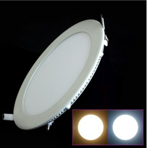 High Quality Round Shape LED Panel Light (WD-STP01-R-15W) pictures & photos