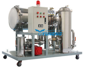 High Efficiency Dehydration and Precise Oil Filter Equipment Jt pictures & photos