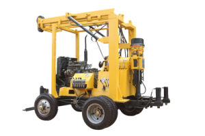 100m, 200m, 500m Bore Well Drilling Machine Price, Portable Water Well Drilling Machine for Sale pictures & photos