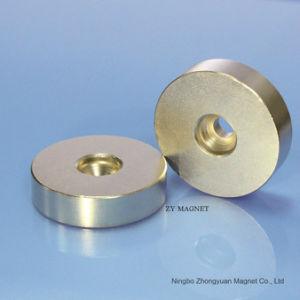 Sintered Neodymium Magnet for Pot Magnet pictures & photos