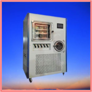 High Quality Vacuum Freeze Dryer for Crude Medicine pictures & photos