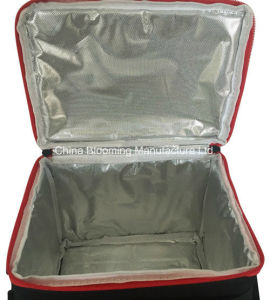 600d Polyester Wine Cool Lunch Can Insulated Picnic Cooler Bag pictures & photos