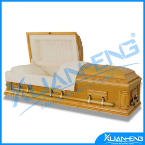 Promotional Items China Wooden Coffin Casket pictures & photos