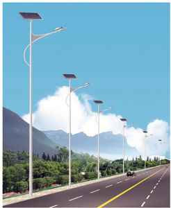 9m Solar Street Light with 60W Solar LED Lamps