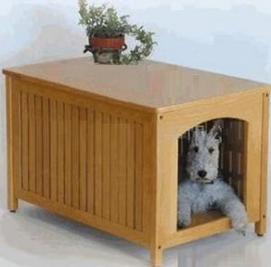 Hot Sale High Quality Bamboo Dog House pictures & photos