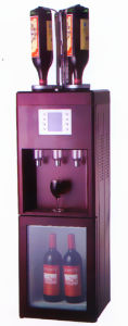 Wine or Beer Dispenser for Keeping Cool&Fresh (SCD-3-12) pictures & photos