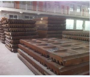 High Manganese Steel Wear Resistant Casting