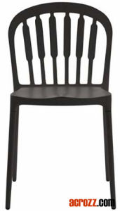 Patio Banquet Plastic Stackable Windsor Chair pictures & photos