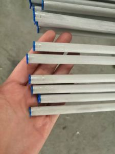 Plain End 316ti Stainless Steel Seamless Pipe pictures & photos