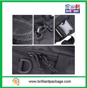 Heavy Duty Range Pistol Backpack with Adjustable Compartments pictures & photos