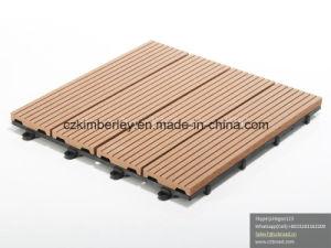 Eco-Friendly WPC DIY Floor pictures & photos