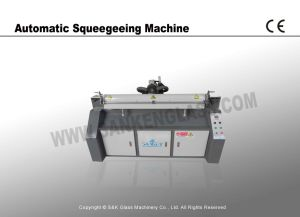 Automatic Squeegee Grinding Machine pictures & photos