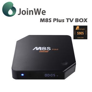 Wechip M8s Plus Android 5.1 S905 TV Box pictures & photos