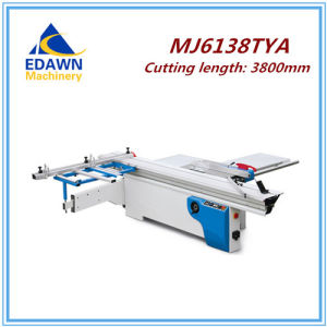 Mj6132ty Model 220V/Single Phase/60Hz Voltage Sliding Table Saw Cutting Machine pictures & photos