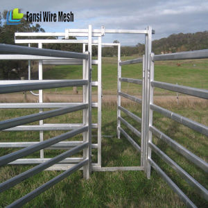 Heavy Duty Portable Used Horse Corral Panels pictures & photos