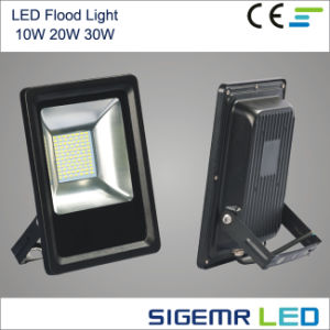 China Cheapest SMD Floodlight IP65 20W 30W 2 Years Warranty pictures & photos