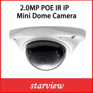 2.0MP IR IP Mini Dome Network CCTV Cameras Suppliers Security Camera pictures & photos
