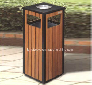 Park Bins, Trash Bin, Dustbin for Public Place, Outdoor Dustbins FT-Ptb009 pictures & photos