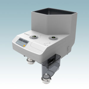 Pd925 Newly-Designed Detachable Multi-Currency Coin Counter with High Capacity