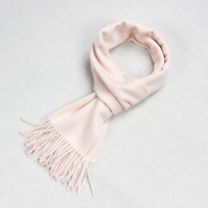 Pink Men′s and Women′s General Cashmere  Muffler CD20EL pictures & photos