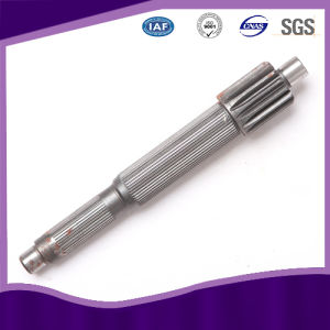 High Precision Internal Spline Transmission Pinion Gear Shaft pictures & photos