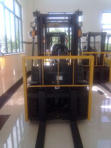 Tcmc Forklift, Very Good Condition