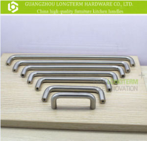 U Shape Stainless Steel Cabinet Handle pictures & photos