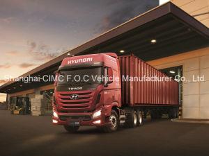 China Hyundai 6*4 Tractor Truck
