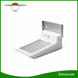 20 LED Solar LED Wall Light Motion Sensor Light Control Waterproof Outdoor Wall Mounted Lamp pictures & photos