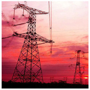 High Voltage Power Transmission Tower/Steel Tower/Steel Structure