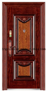 Security Steel Swing Bedroom Door pictures & photos