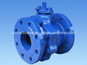 JIS Cast Iron/Ductile Iron Flanged End Ball Valve pictures & photos