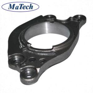 Factory Custom High Precision Black Casting Iron Table Leg Base pictures & photos