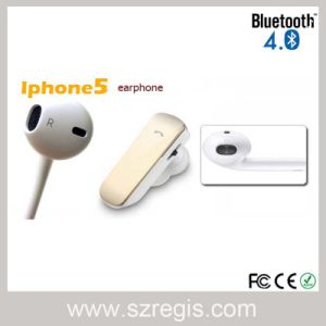 Universal Stereo Earbud Wireless Bluetooth 4.0 Headphone Earphone Accessories pictures & photos