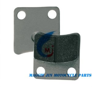 Motorcycle Part, Motorcycle Brake Pads for Gy6-125 pictures & photos