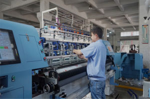 Lock Stitch Quilting Machinery /Machinery of China pictures & photos
